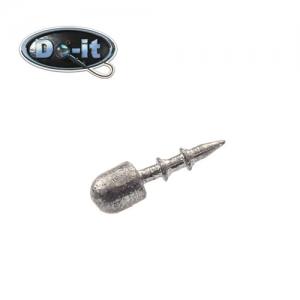 두잇몰드(DO-IT MOLD) 웜 노즈 싱커 몰드 (WNS-6-A)