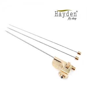 헤이든 튜브플라이 제작용 3바늘 세트 (HV-99)