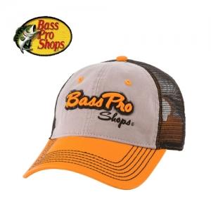 배스프로(BPS) 트리 칼라 헤비 매쉬 캡 모자