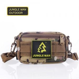 [세일] 정글맨 ZM-130A 투웨이 파우치 소형가방-루어낚시가방