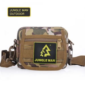 [세일] 정글맨 ZM-130B 투웨이 파우치 소형가방 -루어낚시가방