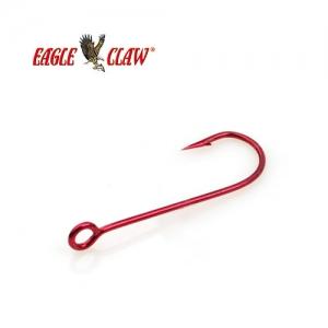 이글크로우(EagleClaw)  L7259R 스피너/버즈베이트 트레일러훅(1팩10개/레드)