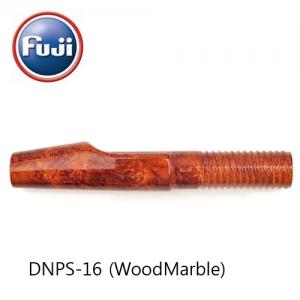 후지 DNPS16/AB 스피닝 릴시트(바디)-우드마블