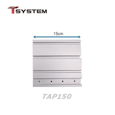 자드락 T-SYSTEM 알루미늄 베이스 스테이션(TAP150)-15cm