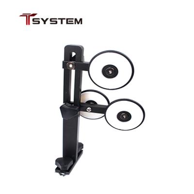 자드락 T-SYSTEM 복합기 비자립형 지지대 (TVS)