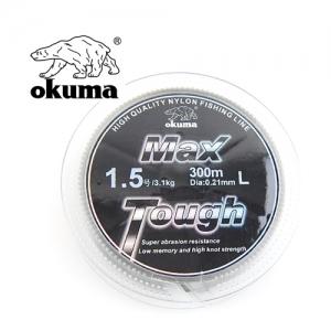 [대용량] 오쿠마(Okuma) 맥스터프 라인(300m)-6개단위