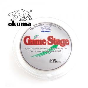 [대용량] 오쿠마(Okuma) 게임스테이지 모노라인(300m)-6개단위