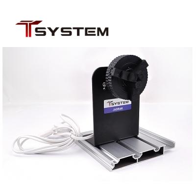자드락 T-SYSTEM 건조기 모터부 스탠드 세트 (MKB-220)-3축 연동 자동센터링 척