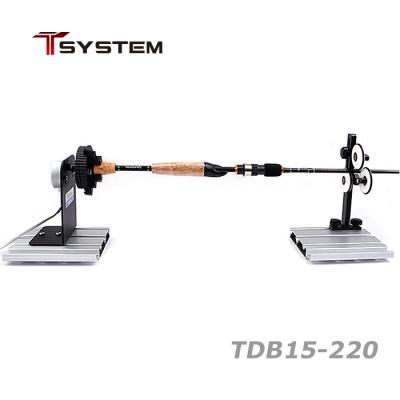 자드락 T-SYSTEM 건조기 세트 (TDB15-220) 3축 연동 자동센터링 척