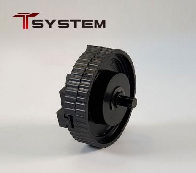 자드락 T-SYSTEM 3축 연동 자동센터링 척 (TCK-C)