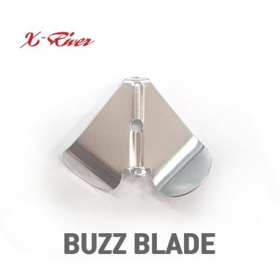 엑스리버 알루미늄 버즈 블레이드 (10개포장) 시계방향 반시계방향 리벳 칼라 10개포함