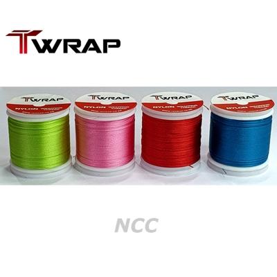 자드락 T-WRAP 나일론 래핑사 (NCC)  - C 사이즈, 80m ,낱개판매