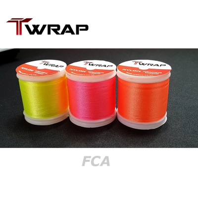 자드락 T-WRAP FC컬러 나일론 래핑사  (FCA) - A사이즈, 100m , 낱개판매