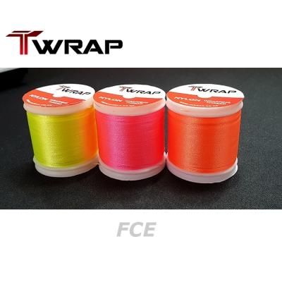 자드락 T-WRAP FC컬러 나일론 래핑사 (FCE) - E사이즈, 50m , 낱개판매