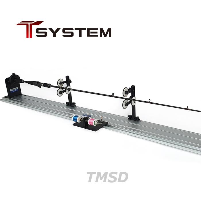 자드락 T-SYSTEM 핸드래핑 건조기 복합기 (TMSD)-80cm 베이스 2개