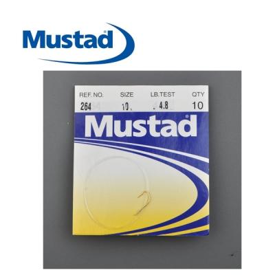 머스타드 채비된 에그훅 송어훅 (264-12,1팩 10개) - 송어낚시용