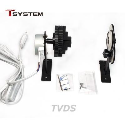 자드락 T-SYSTEM 스페이스월 장착용 벽걸이 로드 건조기(TVDS) - 3축연동 자동센터링 척